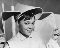 The Flying Nun - a comedy starring Sally Field as novice Sister Bertrille.