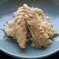 lime chicken with rice #maindish #chicken #crockpot