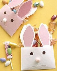 paper-envelope rabbits