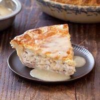Moravian Chicken Pie
