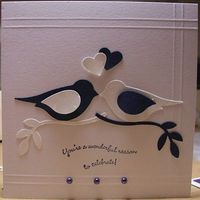 #two step bird punch. Check out this website to see how the beautiful cards