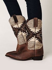 LOVE these! Billy Blanket Boot by Frye #freepeople #frye
