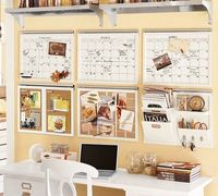Organization and Storage ideas for a home office :)