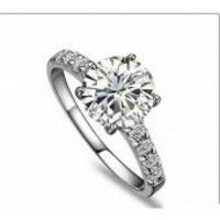 http://www.silver-engagement-ring.com/ online supplier offers silver engagement rings in varied designs with very low price